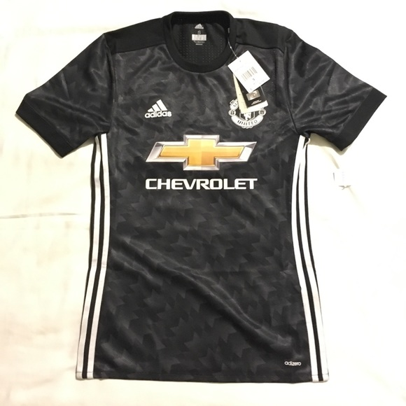 low priced 79e7a 91a54 Manchester United Away Jersey ⚽️ NWT